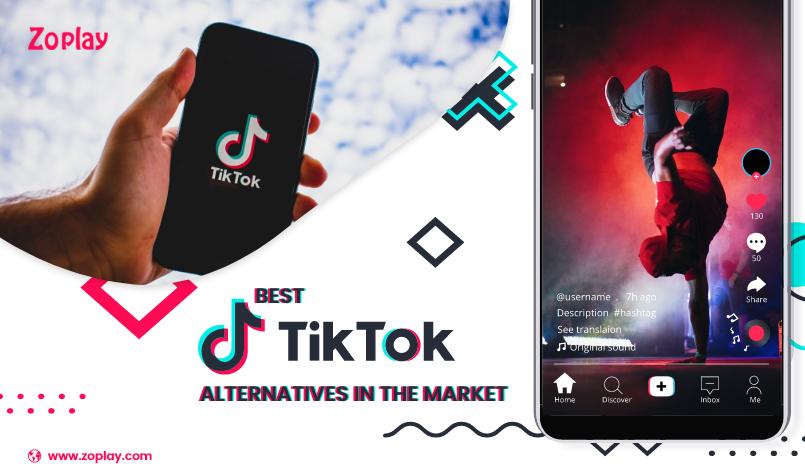 Best TikTok Alternatives In The Market