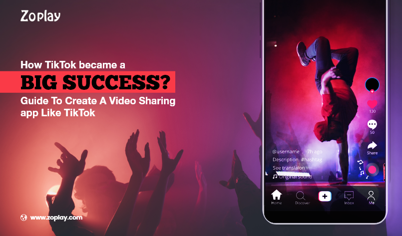 How to Create a Video Sharing App like Tiktok?