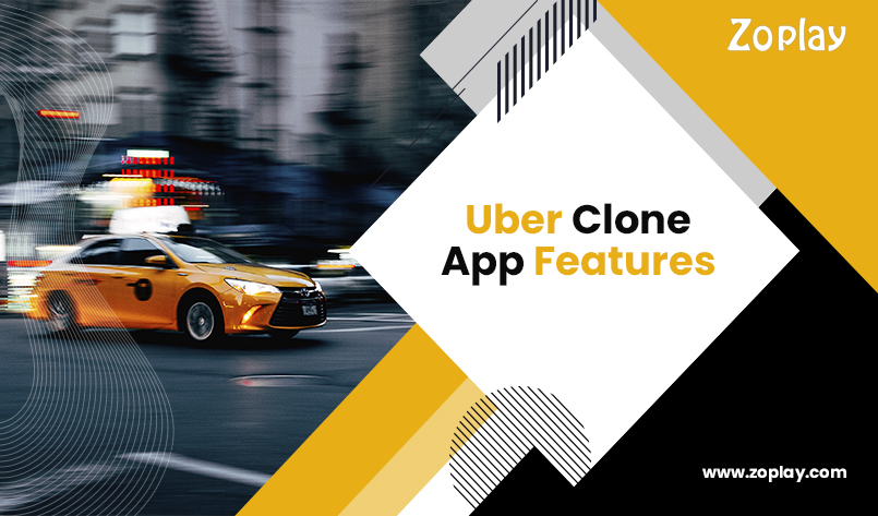 Uber Clone Features