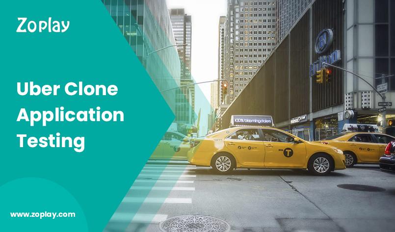 Uber-like App Testing