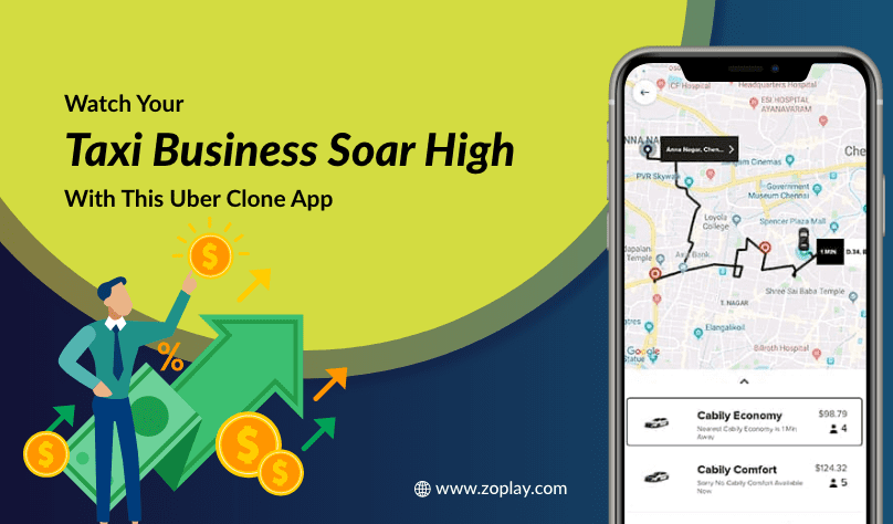 Watch Your Taxi Business Soar High With This Uber Clone App