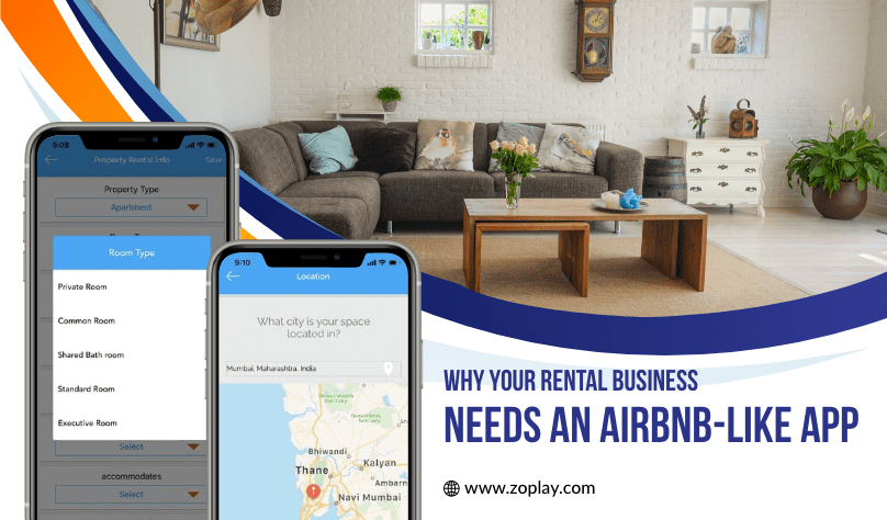 Why Your Rental Business Needs An Airbnb-Like App
