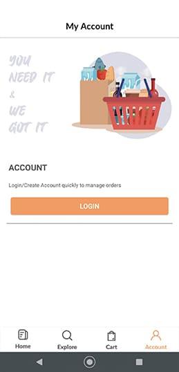 BigBasket Clone   Best Supermarket Software like Big Basket