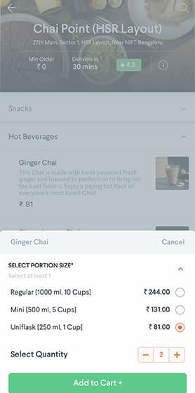 Foodpanda Clone with Full Source Code | Kickstart App like Foodpanda