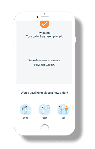 Postmates Clone, Best Postmates Clone Delivery App - Zoplay
