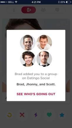 dating clone app